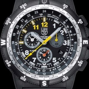 Luminox 8840 RECON  Chronograph Alarm Mens Watch